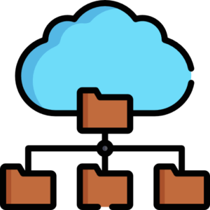 Cloud backup data