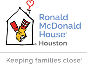 Ronald McDonald House Houston logo